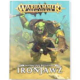 Battletome Ironjawz