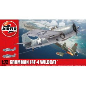 Airfix 02070 F4F-4 Wildcat 1/72