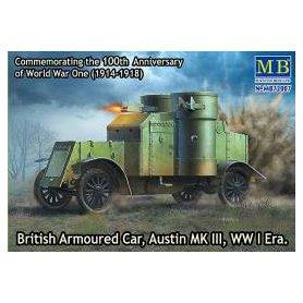 MB 72007 Austin Mk.III- WWI