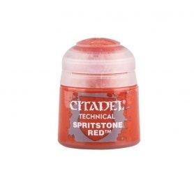 Farba Citadel Technical Spiritstone Red