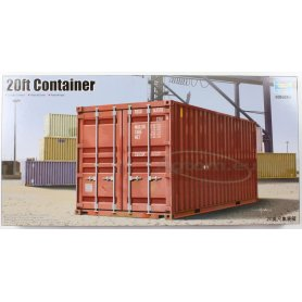 Trumpeter 01029 20ft Container