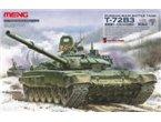 Meng 1:35 TS-028 Russian Tank T-72 B3