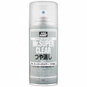 MR.HOBBY Mr.Super Clear Flat – Varnish