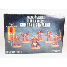 Blood Angels Company Command