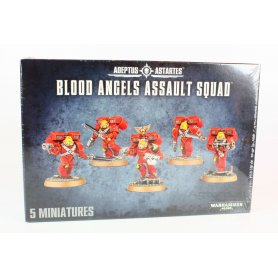 Blood Angels Assqult Squad