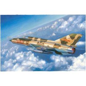 Trumpeter 1:48 J-7C/J-7D Fighter