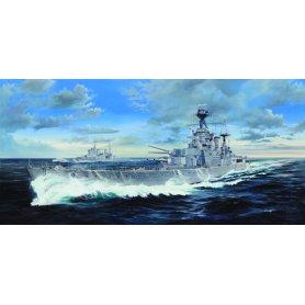 Trumpeter 03710 HMS Hood