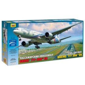 Zvezda 7012 1/144 Boeing 777-300Er