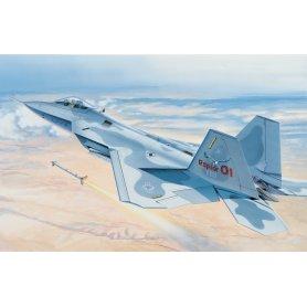 Italeri 1:48 Lockheed Martin F-22 Raptor