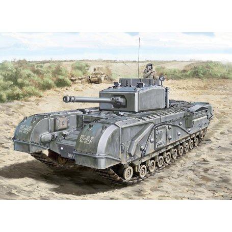Italeri 15760 1/56 WWII Churchil Mk.III/IV/A