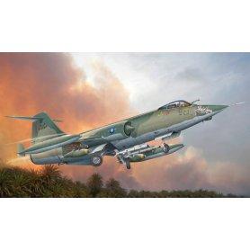 Italeri 2504 F-104 A/C Starfighter