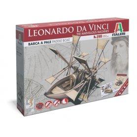 ITALERI 3103 LEONARDO-PADDLE BOAT