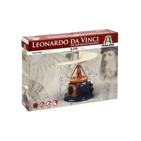 Italeri 3110 Leonardo - Da Vinci Helicopter