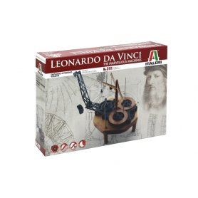 Italeri 3111 Leonardo - Da Vinci Pendulum Clock