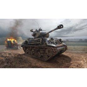 Italeri 1:35 M4A3E8 Sherman FURY