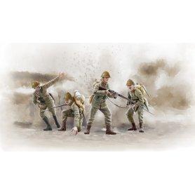 Italeri 6532 1/35 WWI Italian Infantry 1915