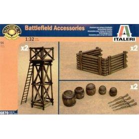 ITALERI 6870 BATTLEFIELD ACC.