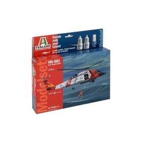 Ialeri 1:72 HH-60J | Model Set | w/paints |