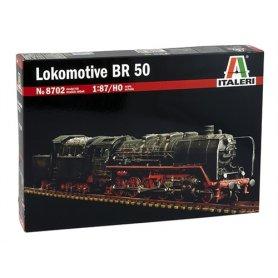 ITALERI N 8702 LOKOMOTIVE BR50 1/87