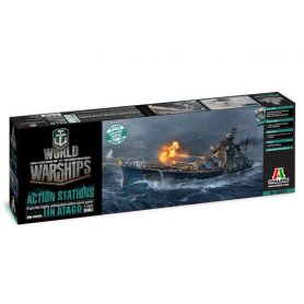 Italeri 1:700 46502 World Of Warship IJN Atago