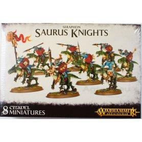 Seraphon Saurus Knights