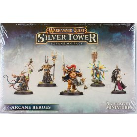 Warhammer Quest Silver Tower: Arcane Heroes