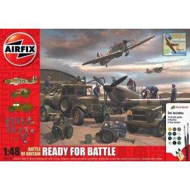 Airfix 50172 Battle Of Britain Gift Set