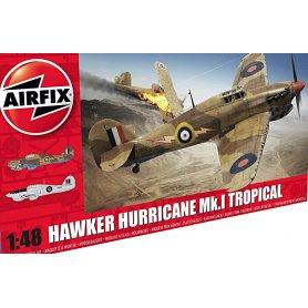Airfix 1:48 05129 Hawker Hurricane Mk. I Tropical