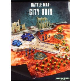Warhammer 40000 Battle Mat City Ruin