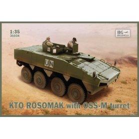 IBG 35034 1/35 KTO Rosomak - Polish APC w/OSS tur.