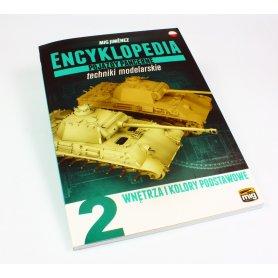 ENCYKLOPEDIA Pojazdy Pancerne cz.2 Wnętrza i kolory podstawowe