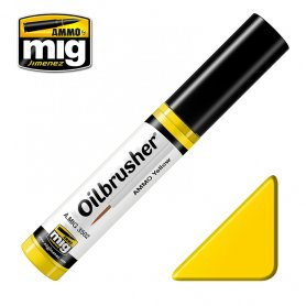 Ammo of MIG Oilbrusher Ammo Yellow