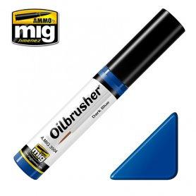 Ammo of MIG Oilbrusher Dark Blue