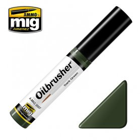 Ammo of MIG Oilbrusher Dark Green