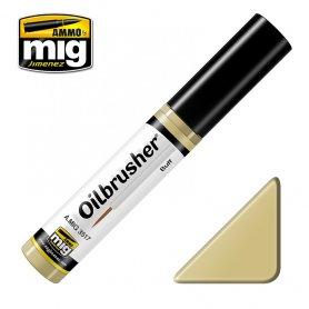 Ammo of MIG Oilbrusher Buff