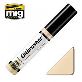 Ammo of MIG Oilbrusher Basic Flesh