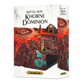 Age of Sigmar Battle Mat Khorne Dominion