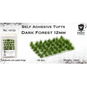 Kępki trawy Dark Forest Tufts 12mm