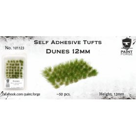 Kępki trawy Dunes Tufts 12mm