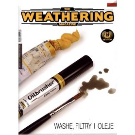 The Weathering Magazine 17 - Washe, Filtry , Oleje