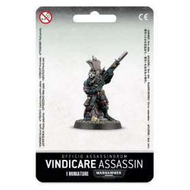 Officio Assassinorum Vindicare Assassin