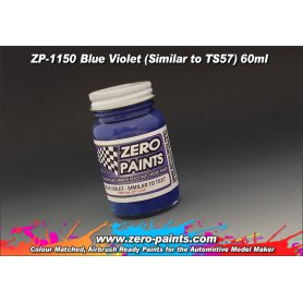 Farba Zero Paints 1150 Blue Violet Similar to TS57 60ml