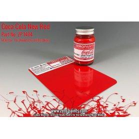 Farba Zero Paints 1404 Coca Cola New Red 60ml