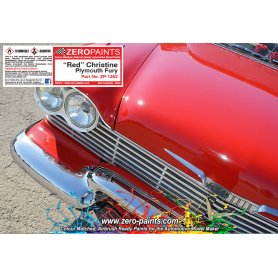 Farba Zero Paints 1364 Christine Red Plymouth Fury 60ml
