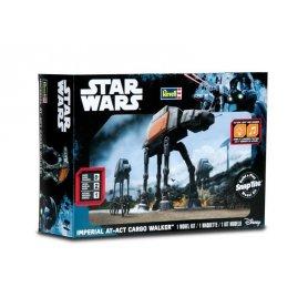 STAR WARS /06754/ BUILD&PLAY AT-ACT WALKER