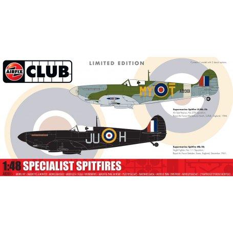 Airfix 1:48 Spitfire Mk. Vb Specialist