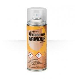 Podkład w sprayu Citadel Retributor Armor