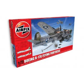 Airfix 08017 Boening B-17G Flying Fortress 1/72