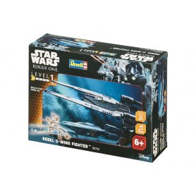 Revell 1:100 Rebel U-Wing Fighter STAR WARS | BUILD AND PLAY |