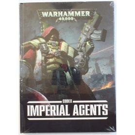 Codex Imperial Agents (7 edycja WH40K)